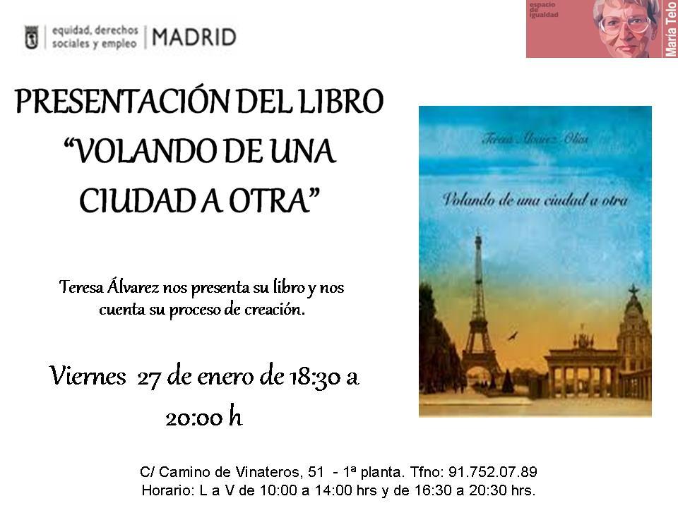 Presentación en María Telo