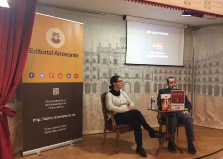 Presentación Salamanca