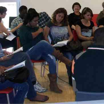 Club de lectura para adultos: un mágico encuentro de personas interesadas en la cultura