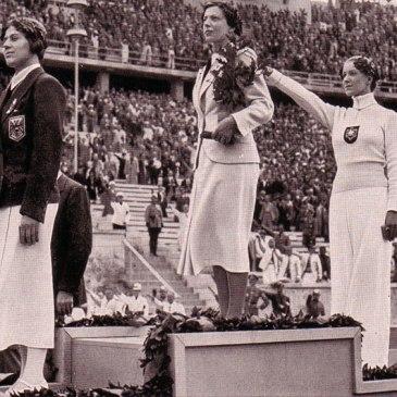 Deportistas de élite en los Juegos Olímpicos de Verano de 1936 en Berlín, mujeres atletas olvidadas.