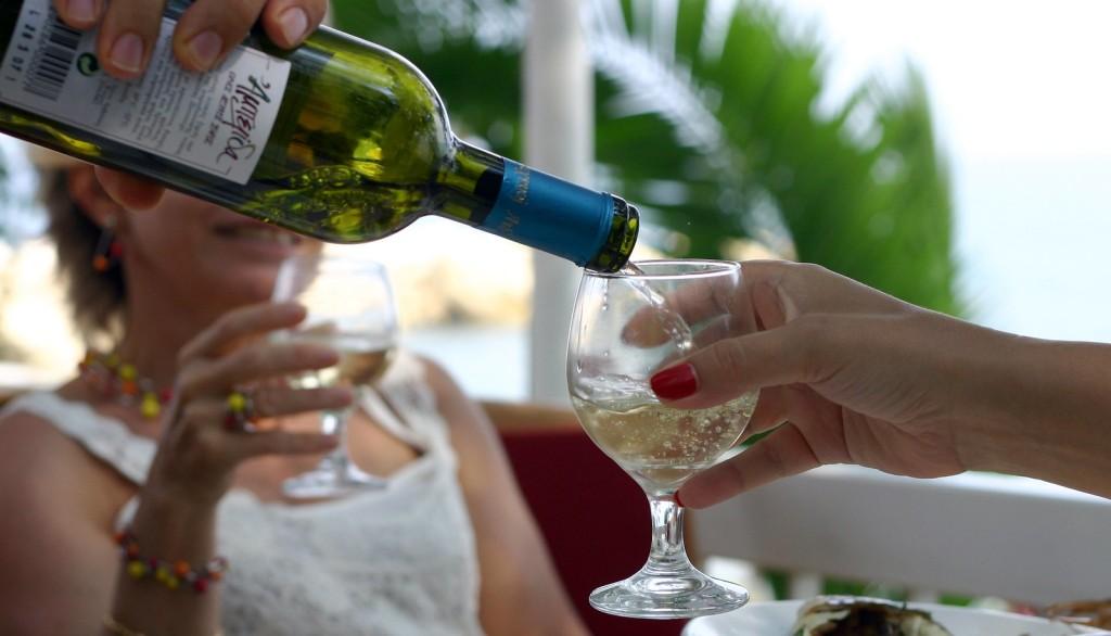 El vino como tópico recurrente en las fiestas sociales y en la intimidad del hogar.